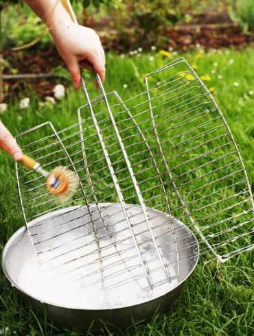 Come Pulire la Griglia